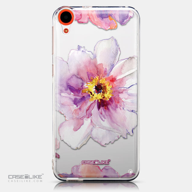 CASEiLIKE HTC Desire 820 back cover Watercolor Floral 2231
