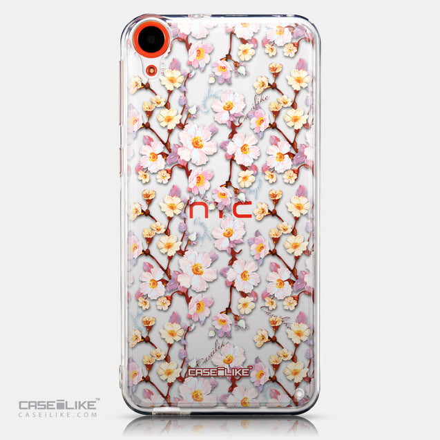 CASEiLIKE HTC Desire 820 back cover Watercolor Floral 2236
