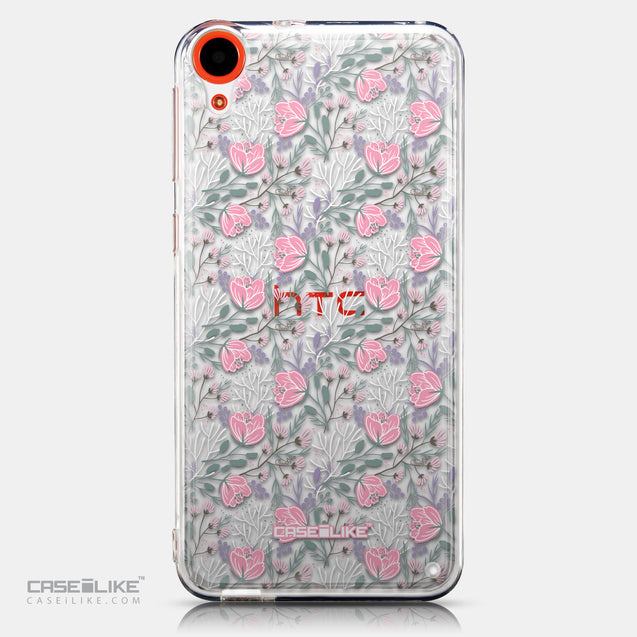 CASEiLIKE HTC Desire 820 back cover Flowers Herbs 2246