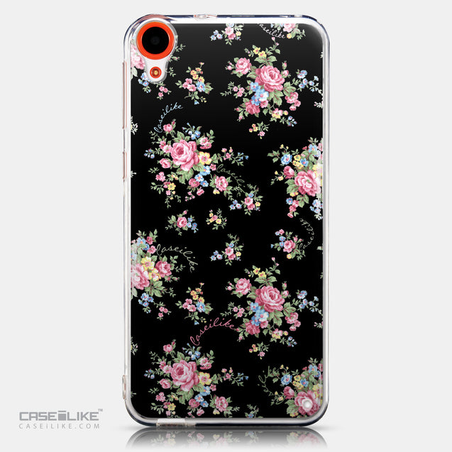 CASEiLIKE HTC Desire 820 back cover Floral Rose Classic 2261