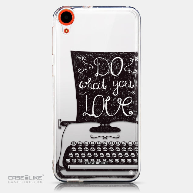 CASEiLIKE HTC Desire 820 back cover Quote 2400