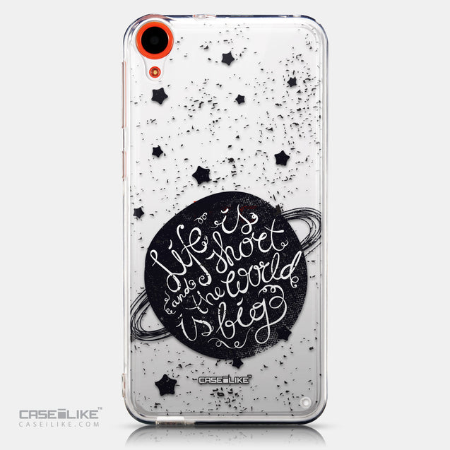 CASEiLIKE HTC Desire 820 back cover Quote 2401