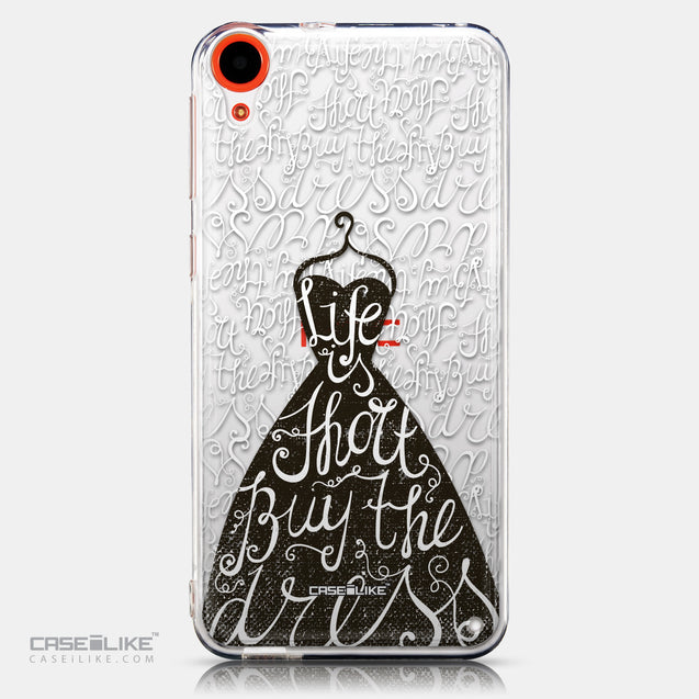CASEiLIKE HTC Desire 820 back cover Quote 2404