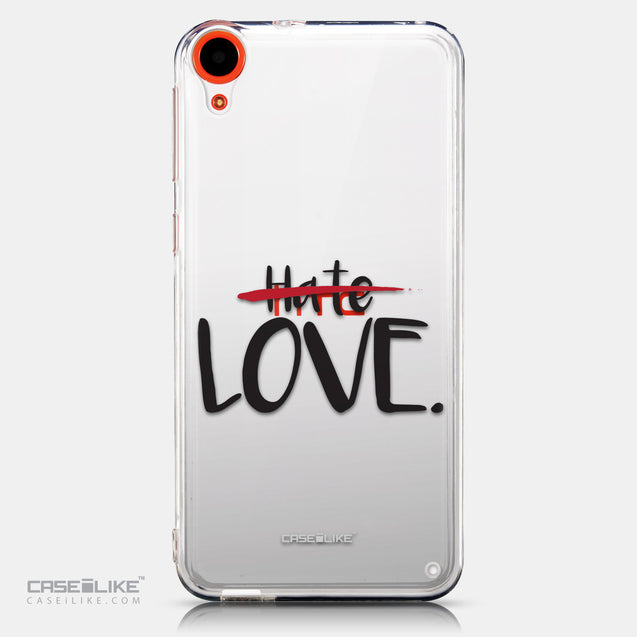 CASEiLIKE HTC Desire 820 back cover Quote 2406