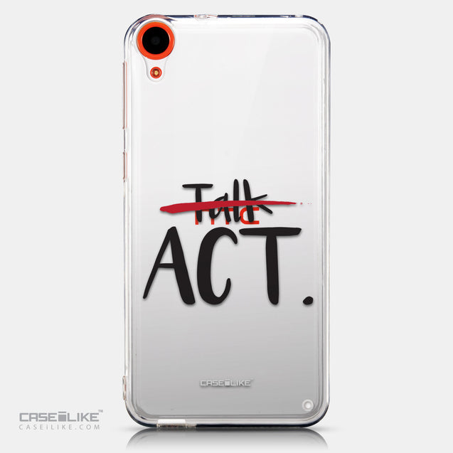 CASEiLIKE HTC Desire 820 back cover Quote 2408