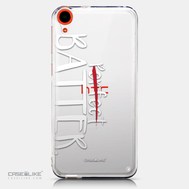 CASEiLIKE HTC Desire 820 back cover Quote 2410