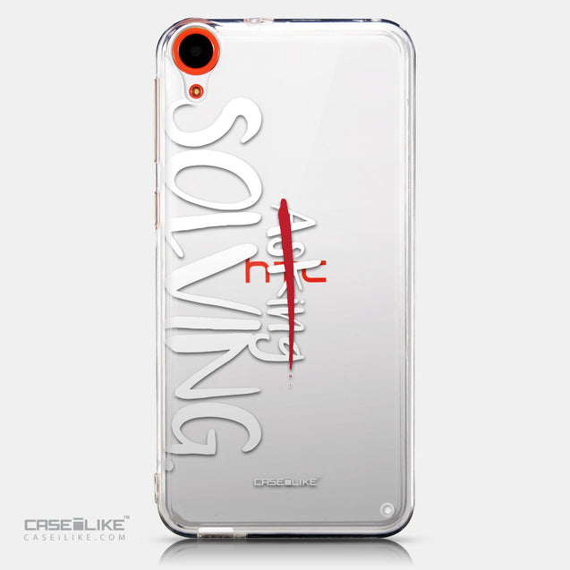 CASEiLIKE HTC Desire 820 back cover Quote 2412