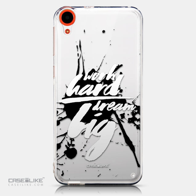 CASEiLIKE HTC Desire 820 back cover Quote 2414