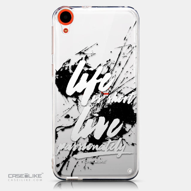 CASEiLIKE HTC Desire 820 back cover Quote 2416