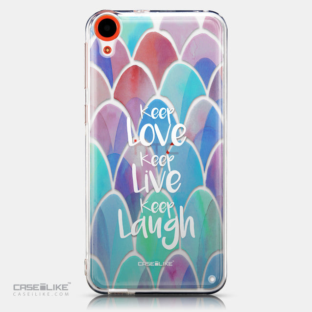 CASEiLIKE HTC Desire 820 back cover Quote 2417