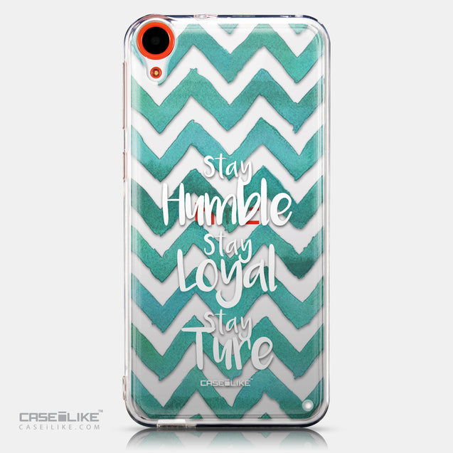 CASEiLIKE HTC Desire 820 back cover Quote 2418