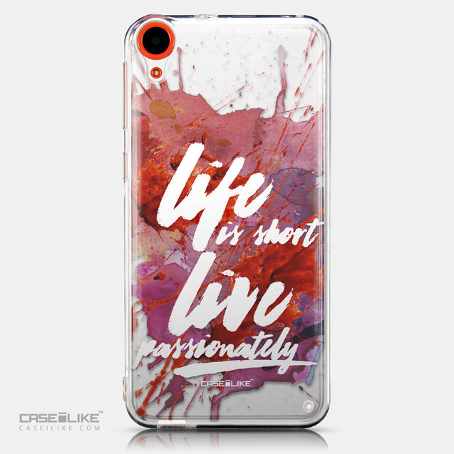 CASEiLIKE HTC Desire 820 back cover Quote 2423