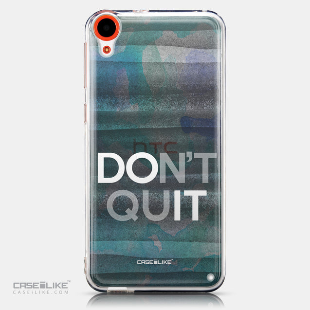 CASEiLIKE HTC Desire 820 back cover Quote 2431