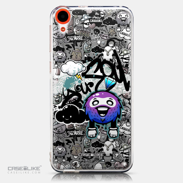 CASEiLIKE HTC Desire 820 back cover Graffiti 2706