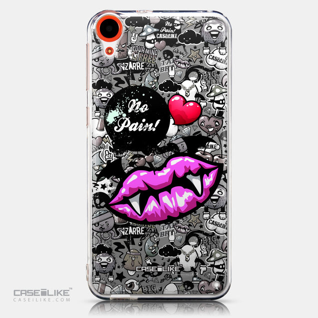 CASEiLIKE HTC Desire 820 back cover Graffiti 2708