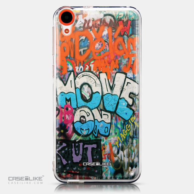 CASEiLIKE HTC Desire 820 back cover Graffiti 2722