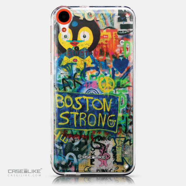 CASEiLIKE HTC Desire 820 back cover Graffiti 2723