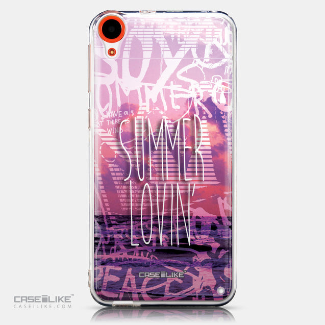 CASEiLIKE HTC Desire 820 back cover Graffiti 2727