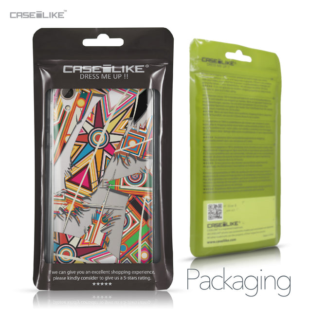 HTC Desire 826 case Indian Tribal Theme Pattern 2054 Retail Packaging | CASEiLIKE.com