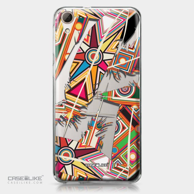 HTC Desire 826 case Indian Tribal Theme Pattern 2054 | CASEiLIKE.com