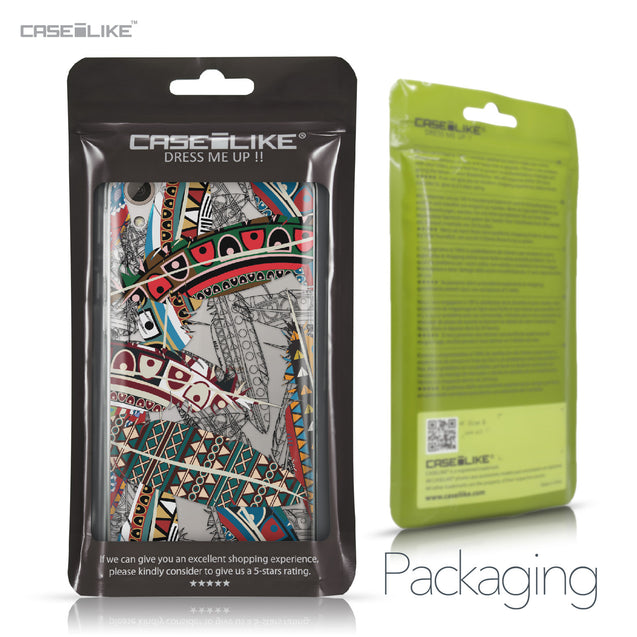 HTC Desire 826 case Indian Tribal Theme Pattern 2055 Retail Packaging | CASEiLIKE.com