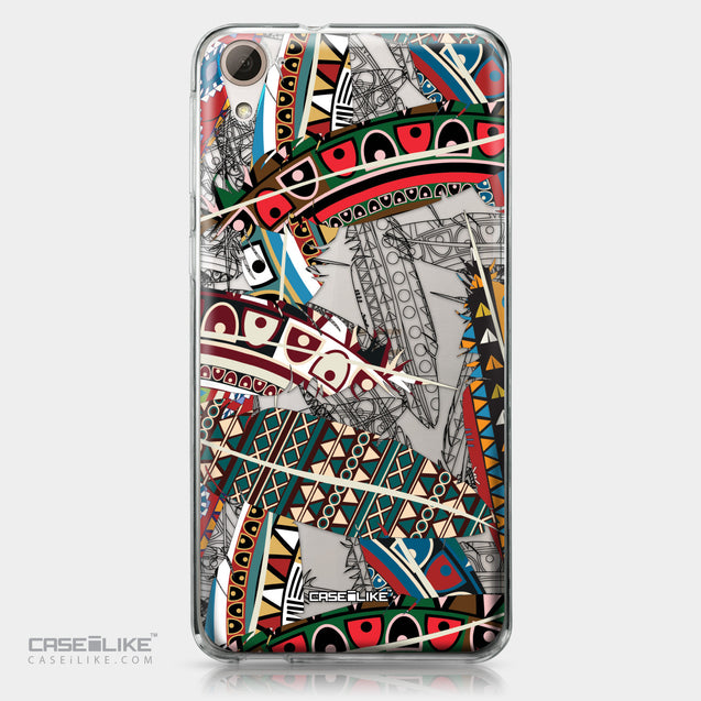 HTC Desire 826 case Indian Tribal Theme Pattern 2055 | CASEiLIKE.com