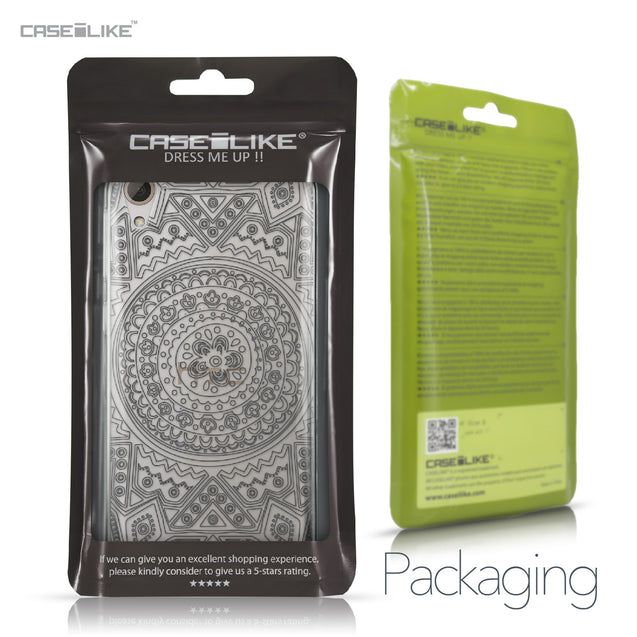 HTC Desire 826 case Indian Line Art 2063 Retail Packaging | CASEiLIKE.com