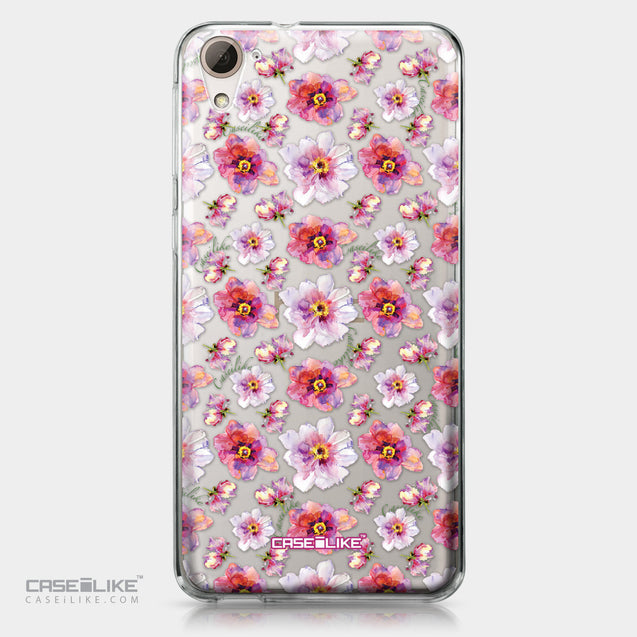 HTC Desire 826 case Watercolor Floral 2232 | CASEiLIKE.com