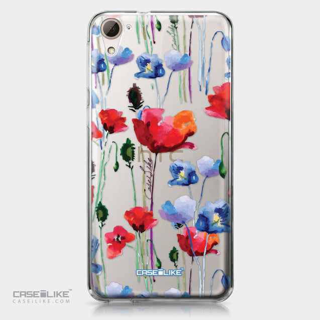 HTC Desire 826 case Watercolor Floral 2234 | CASEiLIKE.com