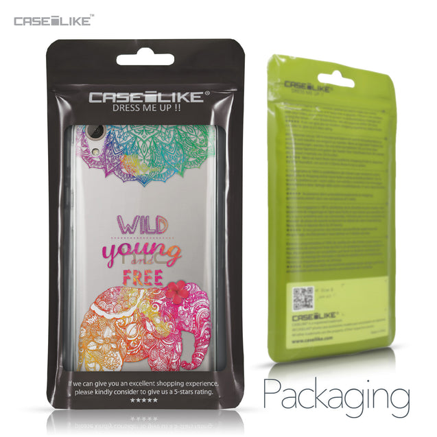 HTC Desire 826 case Mandala Art 2302 Retail Packaging | CASEiLIKE.com