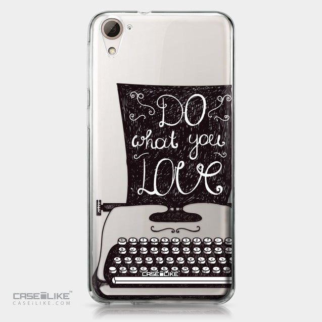 HTC Desire 826 case Quote 2400 | CASEiLIKE.com