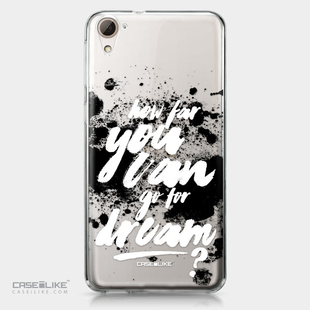 HTC Desire 826 case Quote 2413 | CASEiLIKE.com