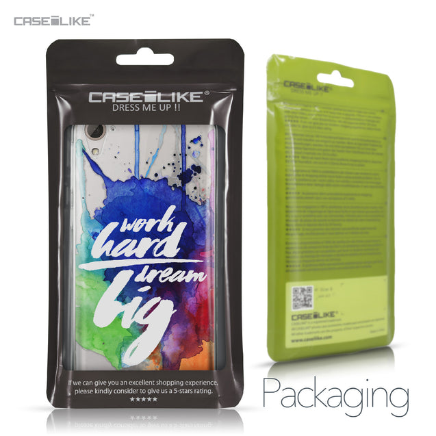 HTC Desire 826 case Quote 2422 Retail Packaging | CASEiLIKE.com