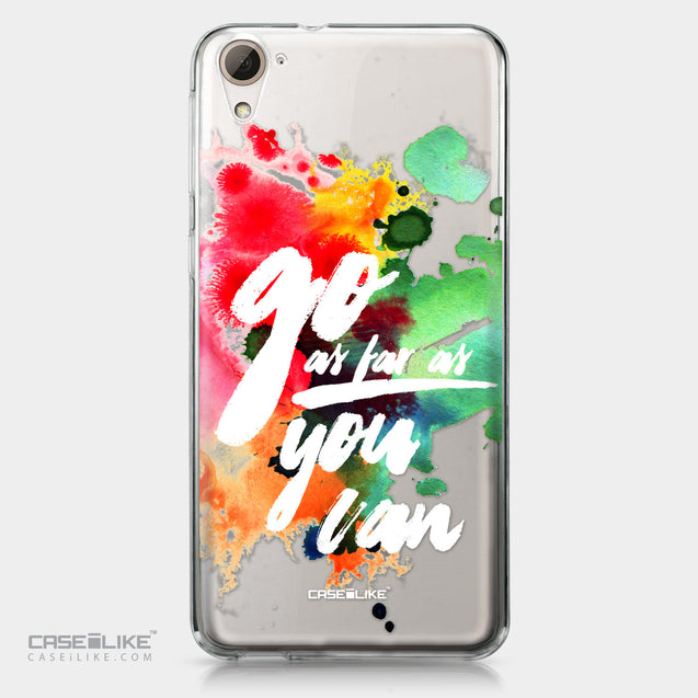 HTC Desire 826 case Quote 2424 | CASEiLIKE.com