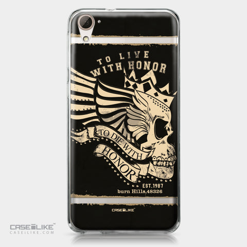 HTC Desire 826 case Art of Skull 2529 | CASEiLIKE.com