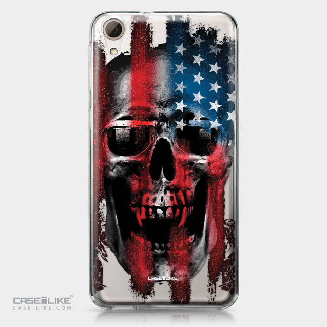 HTC Desire 826 case Art of Skull 2532 | CASEiLIKE.com