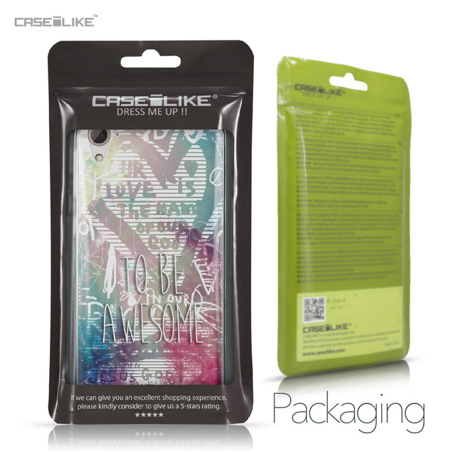 HTC Desire 826 case Graffiti 2726 Retail Packaging | CASEiLIKE.com