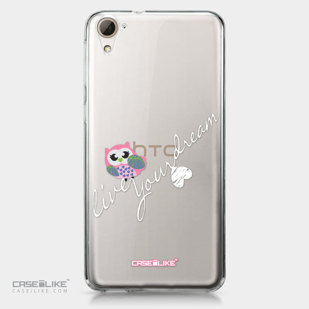 HTC Desire 826 case Owl Graphic Design 3314 | CASEiLIKE.com