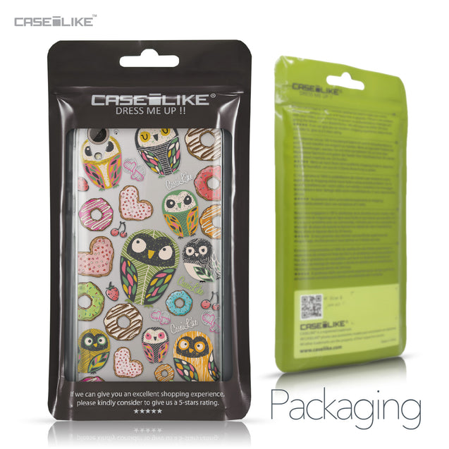 HTC Desire 826 case Owl Graphic Design 3315 Retail Packaging | CASEiLIKE.com