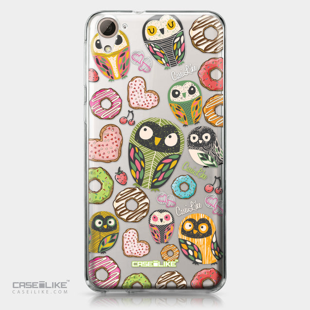 HTC Desire 826 case Owl Graphic Design 3315 | CASEiLIKE.com