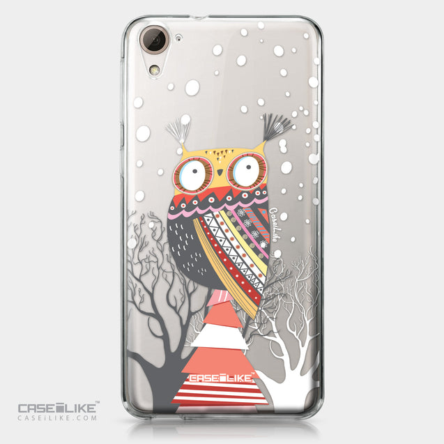 HTC Desire 826 case Owl Graphic Design 3317 | CASEiLIKE.com