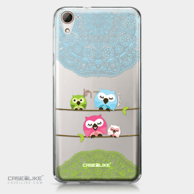 HTC Desire 826 case Owl Graphic Design 3318 | CASEiLIKE.com