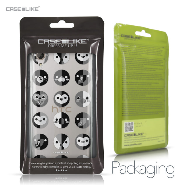 HTC Desire 826 case Animal Cartoon 3639 Retail Packaging | CASEiLIKE.com