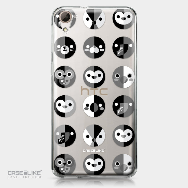 HTC Desire 826 case Animal Cartoon 3639 | CASEiLIKE.com