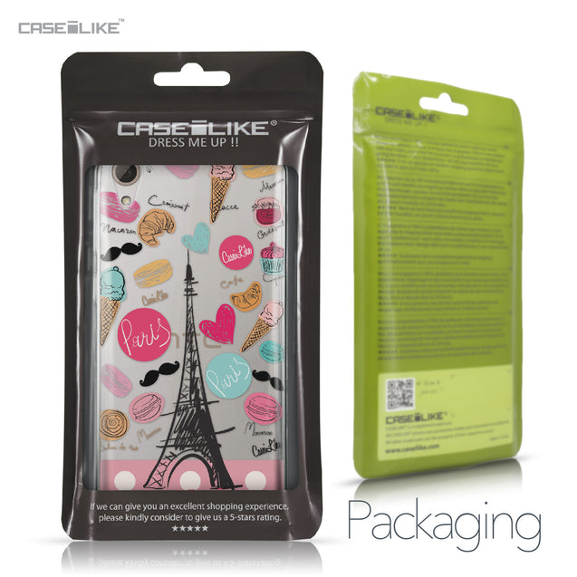 HTC Desire 826 case Paris Holiday 3904 Retail Packaging | CASEiLIKE.com