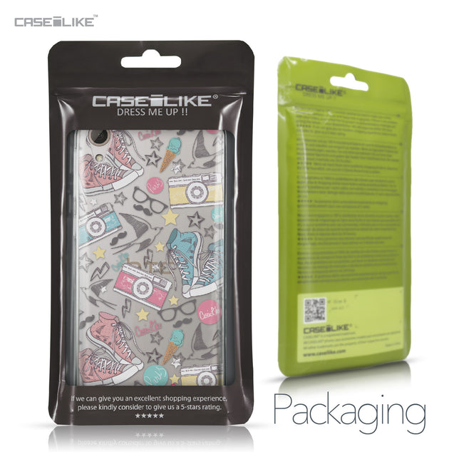 HTC Desire 826 case Paris Holiday 3906 Retail Packaging | CASEiLIKE.com