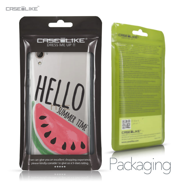 HTC Desire 826 case Water Melon 4821 Retail Packaging | CASEiLIKE.com