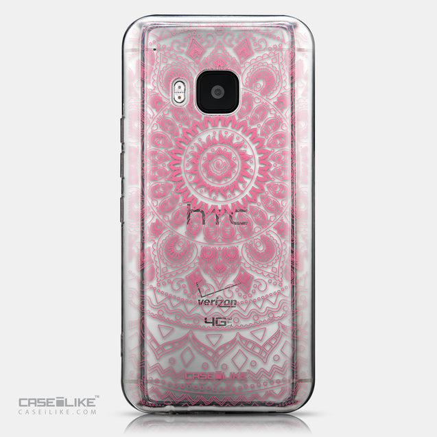 CASEiLIKE HTC One M9 back cover Indian Line Art 2062