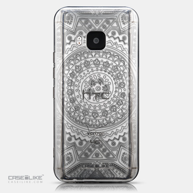 CASEiLIKE HTC One M9 back cover Indian Line Art 2063