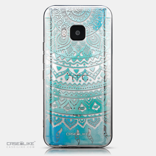 CASEiLIKE HTC One M9 back cover Indian Line Art 2066